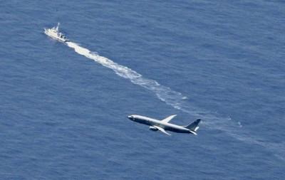 F-35A粉粹散落在1500公尺深海底 日防相:疑高速墜海