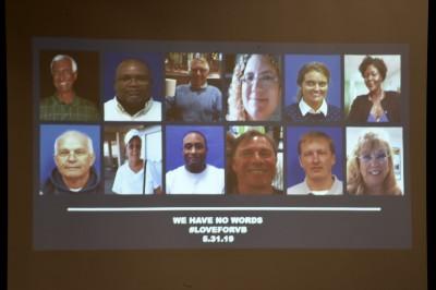 美維吉尼亞洲槍擊案 官方確認凶嫌身分、公布12受難者名單