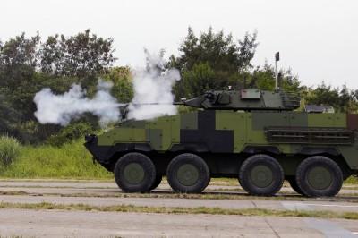 家族更龐大!30鏈砲甲車後...新一代雲豹性能更優