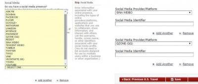 申請美簽需交出社群媒體帳號 AIT:不影響台灣旅客ESTA