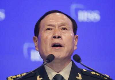 囂張!中防長放話:中國將不惜一切統一台灣