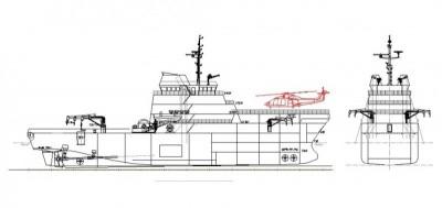 國艦國造》除沱江艦、佈雷艇... 救難艦、突擊艇今年進行合約設計