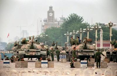 中國國防部長:六四天安門大屠殺是正確的