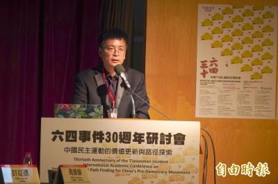 六四30年》學運領袖封從德抵港被拒 蔡耀昌:遭原機遣返
