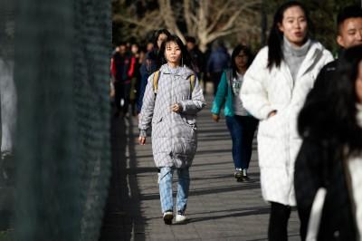 中國校園內打壓宗教 用學生監控同學及老師言論