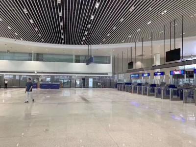 廈門五通客運碼頭新通關大樓啟用 旅客70分鐘前報到