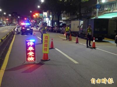 酒駕與拒絕酒測加重罰鍰、同車乘客共責等 7/1正式上路