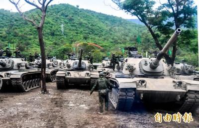 解放軍可能有3種方式攻台 專家:培養陸軍非常重要