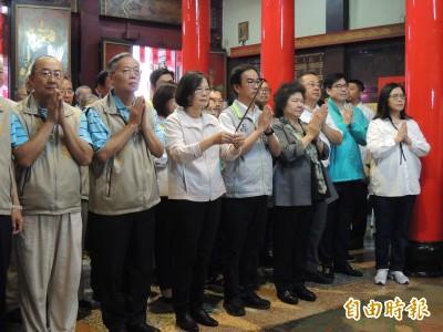 談六四30週年 蔡英文:感受到台灣民主自由的可貴