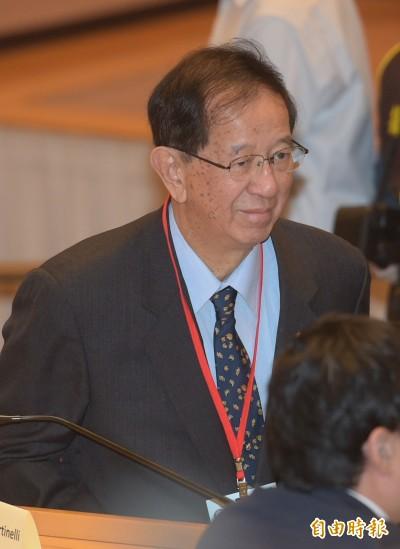 網傳李遠哲發起連署挺賴  陳永興:沒有要求蔡總統退出