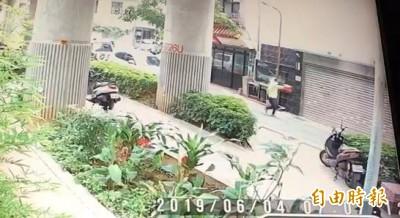 女國中生遭怪客BB彈突襲 父:疑因前妻欠債2000萬