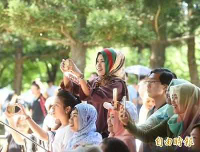 慶祝開齋節  台北將舉行穆斯林嘉年華