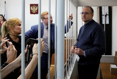 遭俄控涉間諜活動 美前陸戰隊員傳受非法隔離禁止會客