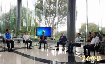 韓會五人小組不公開 郭台銘:密室協商對我是天方夜譚
