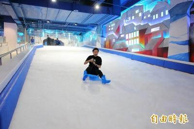 潮玩片》穿短袖玩雪不是夢!全台首家恆溫滑雪場開幕