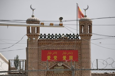 中國迫害新疆維族人 美議員警告:必將承擔後果