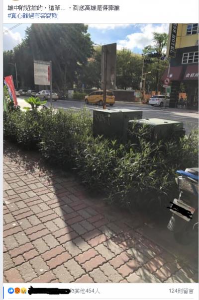 高雄爆發登革熱...多處雜草未除 網友怒轟:韓國瑜踹共