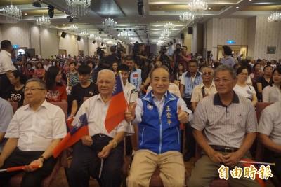 王金平退出黨內初選  喊話支持群眾「說不定還會有延長賽」