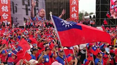 韓國瑜花蓮大進場擠爆 主持人喊現場15萬人