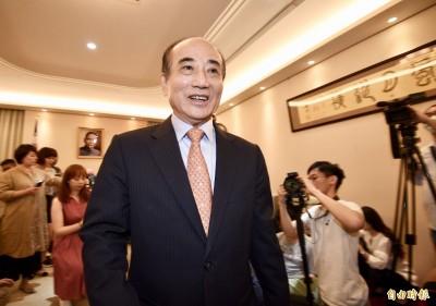 王金平退初選有內幕? 名嘴爆:這條路是他最大政治盤算