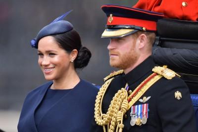 梅根神隱4週露面了!出席女王生日大典 還同框凱特坐馬車