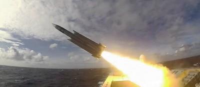 增程雄三飛彈最大射程400公里 優先部署基隆級軍艦