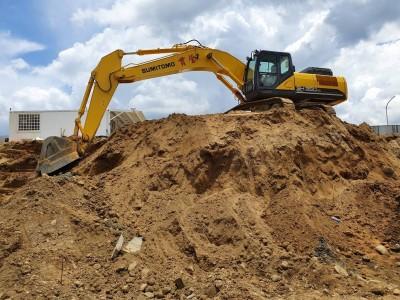 台中太平工安意外 工人疑被挖土機挖斗重擊 送醫不治