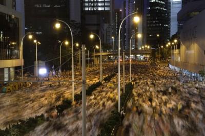 香港百萬人反送中 吳釗燮霸氣推文:支持港人站出來