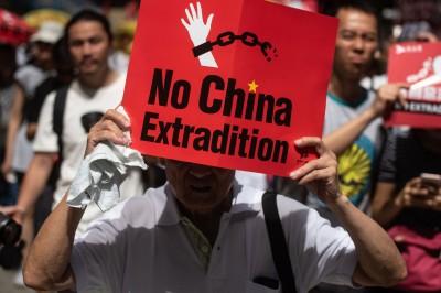 反送中遊行 《紐時》:香港對中國的蔑視達到新高點