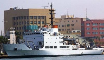 達觀號上月執勤動力失效  軍方:靠自身動力平安返航