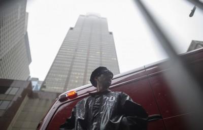 直升機墜曼哈頓高樓 紐約市長火速澄清:與恐攻無關