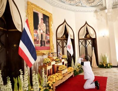 泰王頒布御令 「獨裁軍頭」帕拉育洗白就任「民選總理」