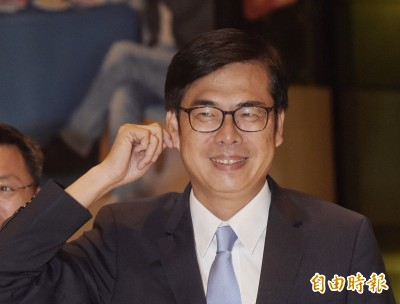 獻歌挺「反送中」 陳其邁:此刻台灣人民跟你們站一起