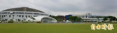全國最大鳳山運動園區將完工 首座市民運動中心10月啟用