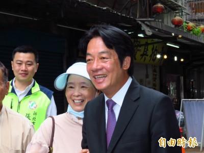 響應香港「反送中」賴清德發表5聲明 籲習近平勿錯估情勢