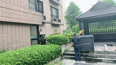 台北大安區婦人墜樓身亡 原因調查中