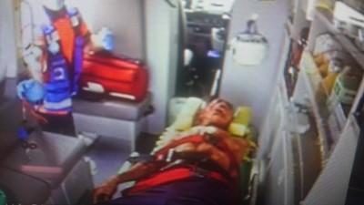 台南又見隨機傷人 7旬翁被打到腦出血