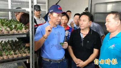 評香港鎮壓爭議 郭台銘:中共領導人應節制