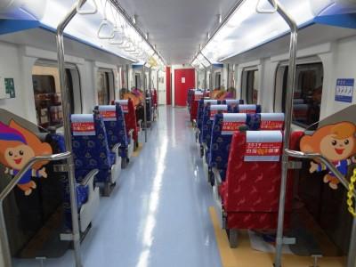 台鐵將投入15億 改造EMU500型、600型列車車廂內裝