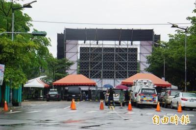 韓國瑜明天雲林造勢  封路4天、交管7條路惹民怨