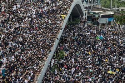 港青籲台人:香港選錯一次 就沒有回頭路!