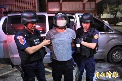 警察節前夕模範警察遭槍殺 嫌犯逃亡21小時落網