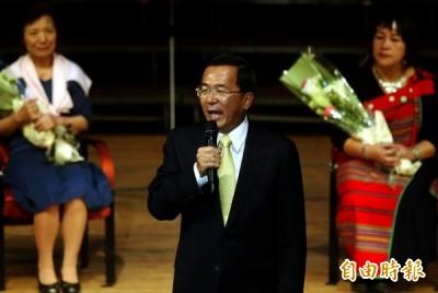 對陳水扁開砲!林濁水:別再對民進黨初選說三道四