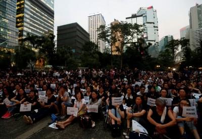 反送中》准了!香港民陣申請週日再上街 港府已同意
