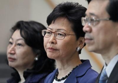 反送中》港媒:林鄭將宣布暫緩修逃犯條例 強調非撤回法案