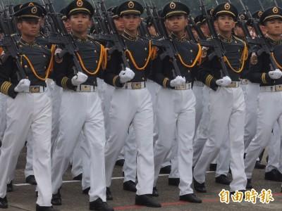 陸官95週年校慶 嚴德發:募兵編現90%明年達標
