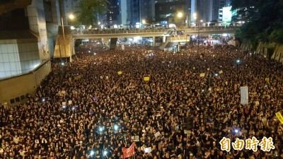 反送中》現場直擊 616遊行人數爆多 香港人自認3原因