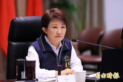 韓國瑜622台中造勢 盧秀燕不出席遭韓粉罵翻