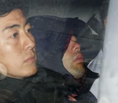 日本殺警嫌犯G20前落網 傳曾任職海上自衛隊
