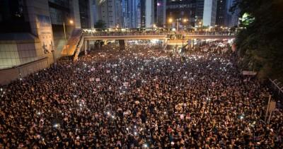 港府稱33.8萬人反送中 杜汶澤怒:香港人口僅60萬?
